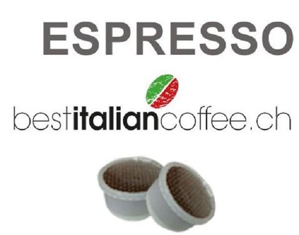 50 Kapseln - Espresso   BEST ESPRESSO   Lavazza kompatibel