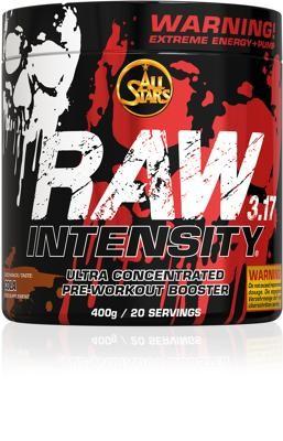 All Stars Raw Intensity 3.17, 400 g Dose
