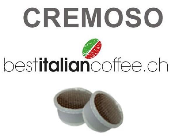 50 Kapseln - Cremoso Crema | BEST ESPRESSO | Lavazza kompatibel